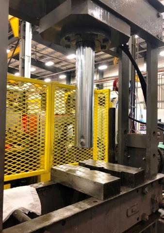Hydraulic Drill Press