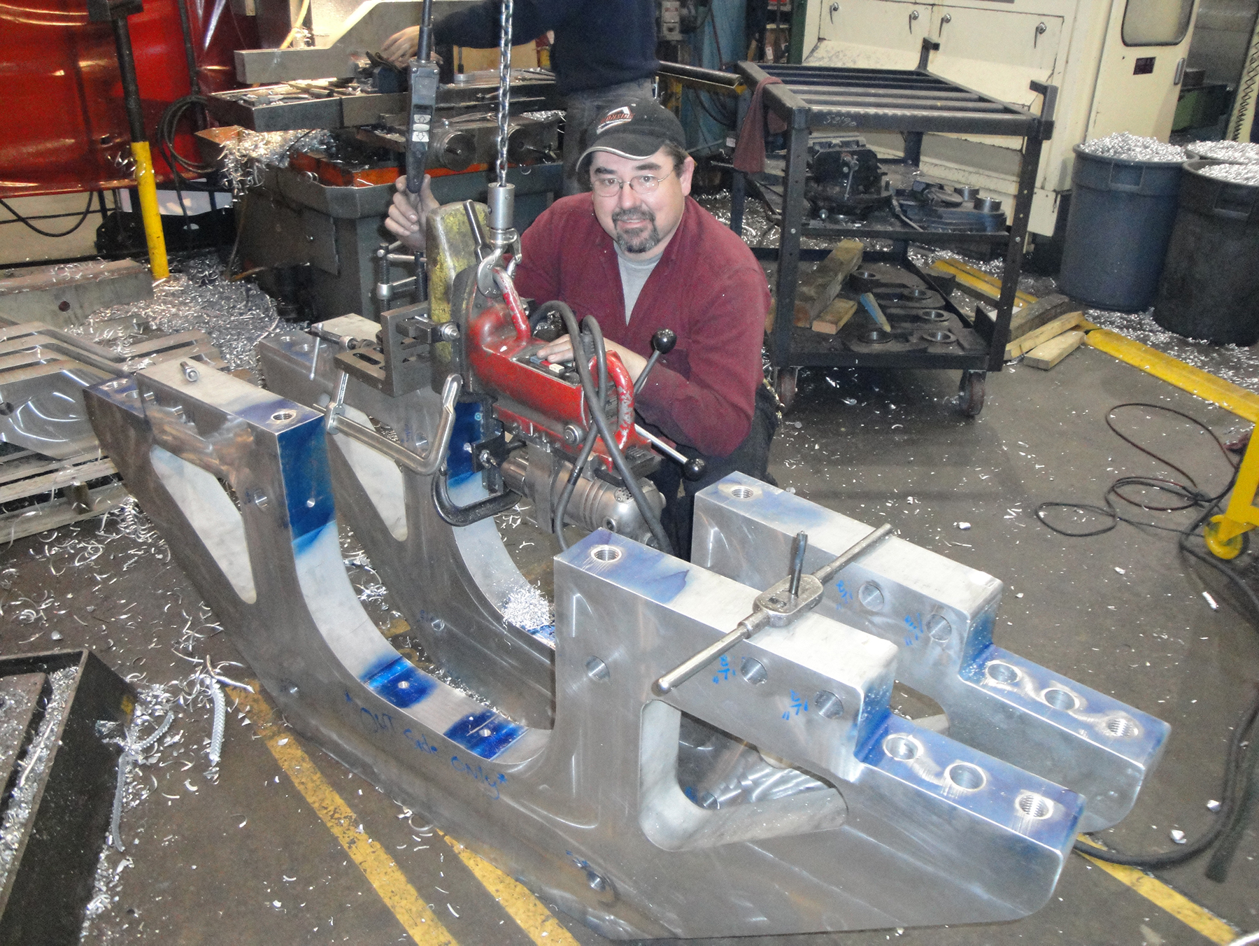 GK CNC Machining